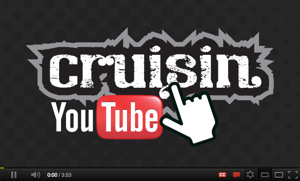Cruisin' YouTube Feb 2013