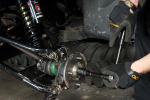 Yamaha Rhino Wheel Bearing Torque