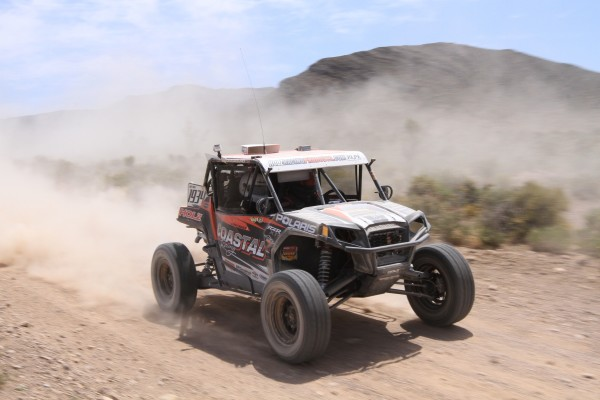 Coastal Racing & Polaris Win Silver State 300