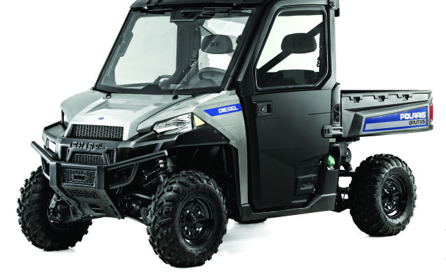 Polaris Expands Brutus Line