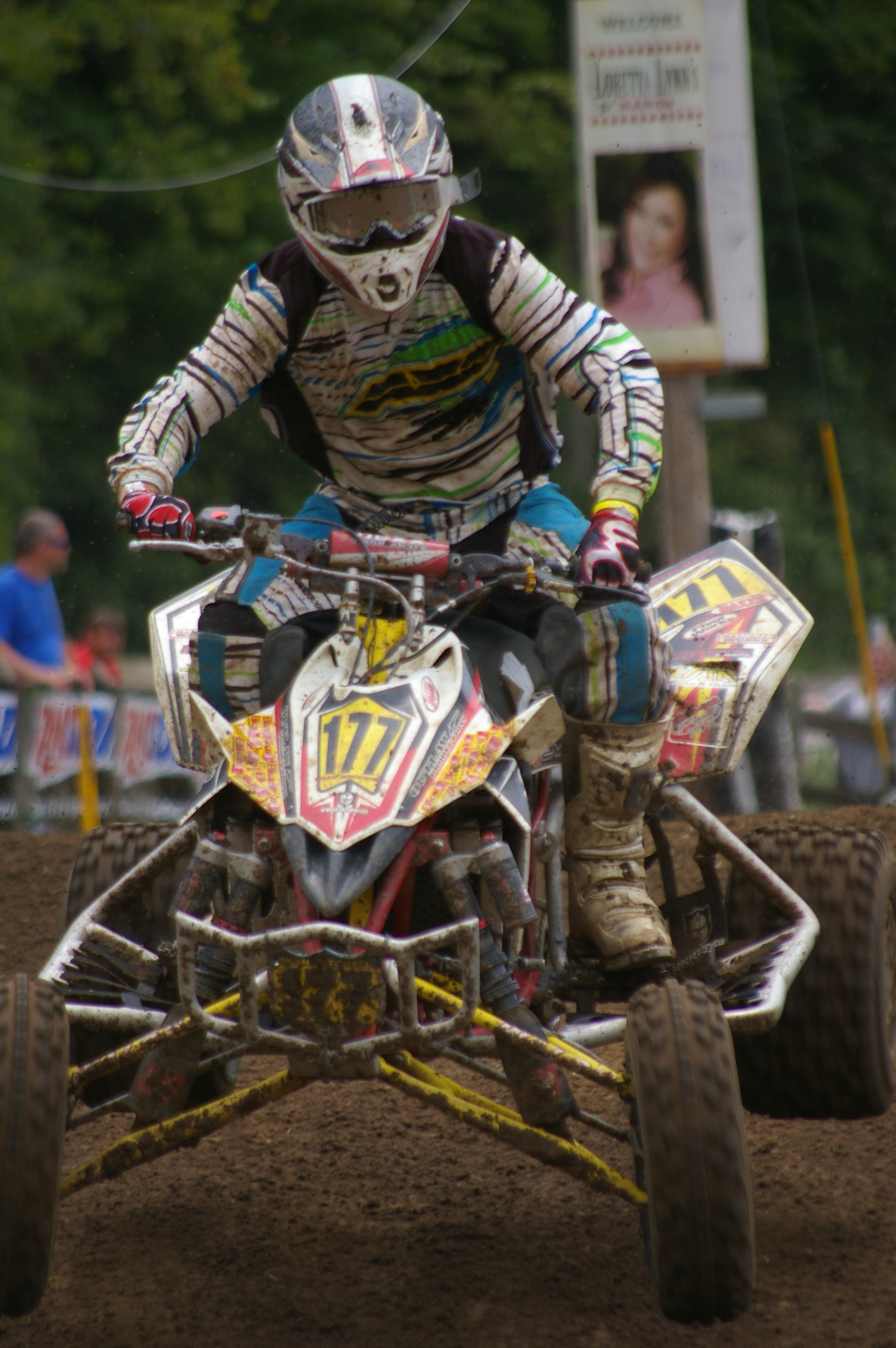 Canadian atv motorcross team announces it will be exhibiting at the