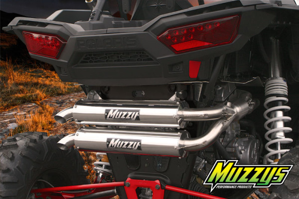 Muzzy XP1000 Exhaust