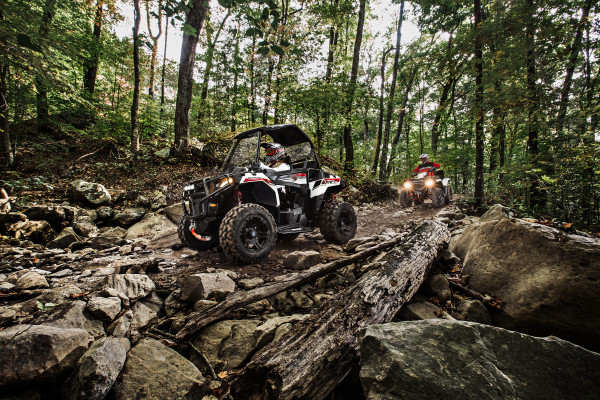 Polaris is changing the way you ride…again.
