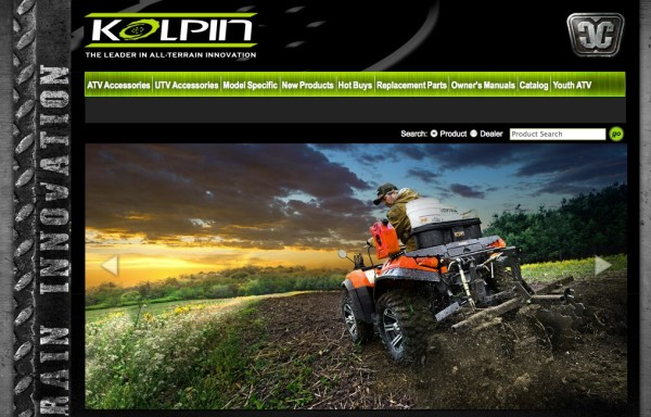 Polaris Acquires Accessory Giant Kolpin Outdoors