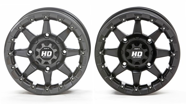 Bitcin' New HD Alloy Wheel from STI