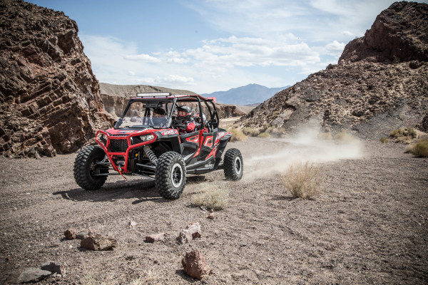 NOW WITH 110-PONIES; 2015 POLARIS RZR XP 1000 POWERS UP