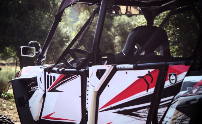 Jeremy McGrath Talks Up His Pro Armor RZR