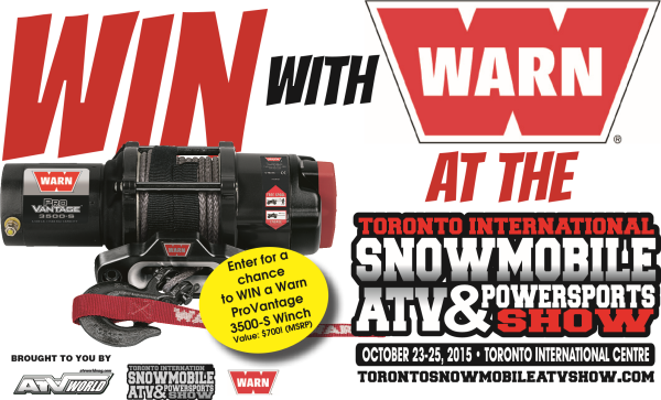 Warn Winch Contest