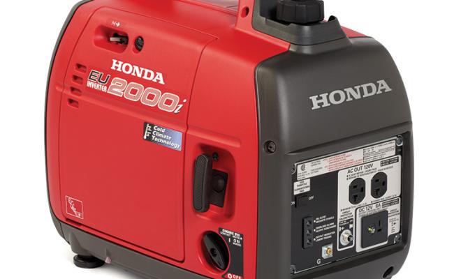 Honda Generators Celebrate 50th Anniversary