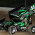 Outlaw Sprint Car Will Roost Dirt with Arctic Cat on the Door and Steve Kinser at the Wheel