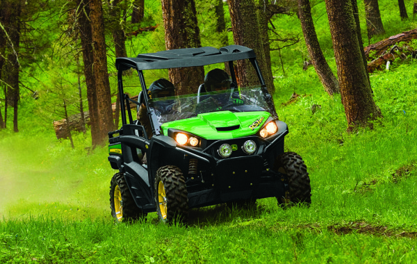 John Deere Updates RSX with More Power, More Speed, and Power Steering