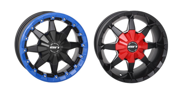 STI Tire and Wheel Introduces Full Wheel Customization