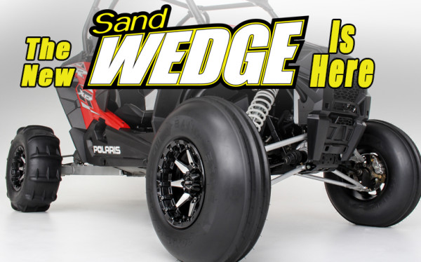 Roost More Sand with STI's New Sand Wedge Tires