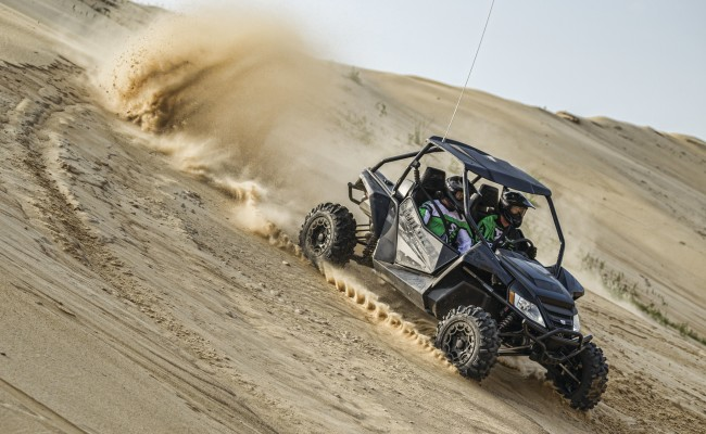 Get Wild With The Cat at DuneFest…Demo Rides, Prizes and More