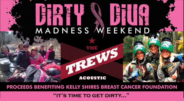 The Trews and ATV'n…Seems like a good weekend to us.