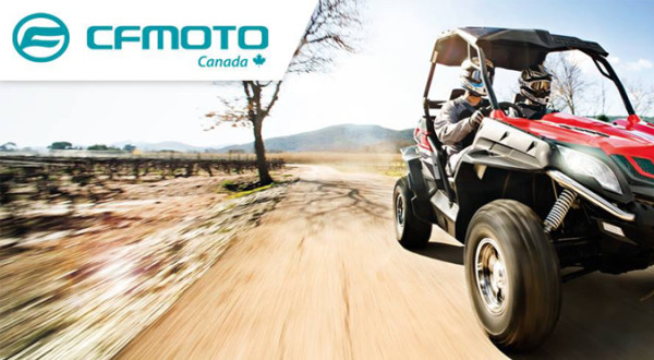 CFMOTO CANADA  RESERVES CORPORATE BOOTH  Featuring their New HO Line-up
