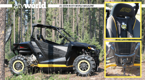 Into The Wild: UTV Canada's Wildcat Sport Build