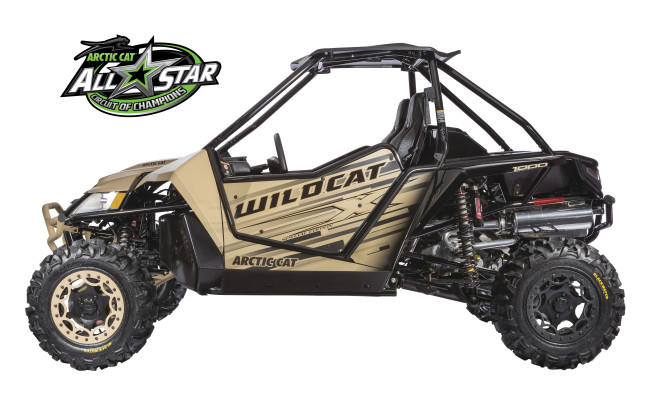 Arctic Cat Becomes Title Sponsor of All Star Circuit of Champions