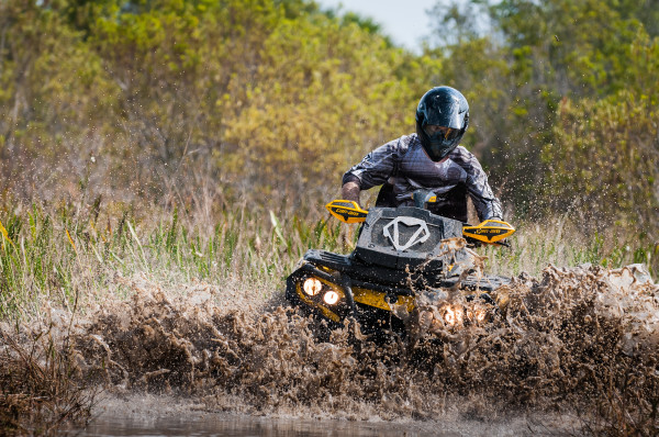 SPRING IS COMING…GET YOUR CAN-AM READY FOR MUD WITH THESE ACCESSORIES