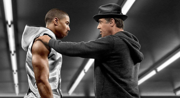 Win 1 in 10 Copies of Creed on Blu-ray DVD!