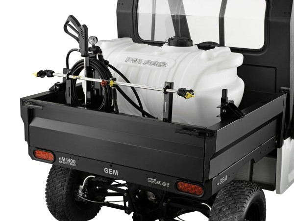 SPRING IS HERE…GET TO WORK WITH THESE POLARIS ATV & UTV IMPLEMENTS