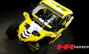 Houser Racings New Roll Cage for the Yamaha YXZ1000R
