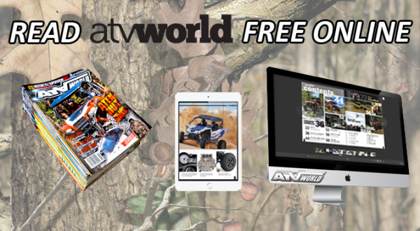 Missed an Issue Of ATV World Magazine?