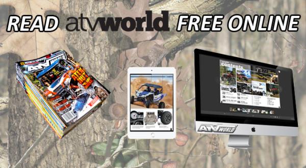 Missed an Issue Of ATV World Magazine?