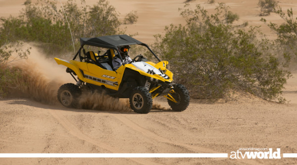 The Yamaha YXZ 1000R Unleashed.