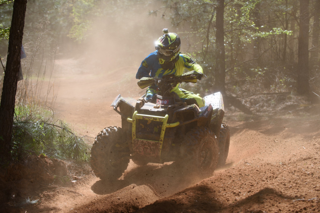About the only race Polaris didn't win last week was in GNCC where Kevin Trantham had to settle for second place on his Scrambler XP 1000