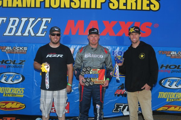 Polaris Buggies Fill the Line and Take the Win at Sand Hallow WORCS Race in Utah