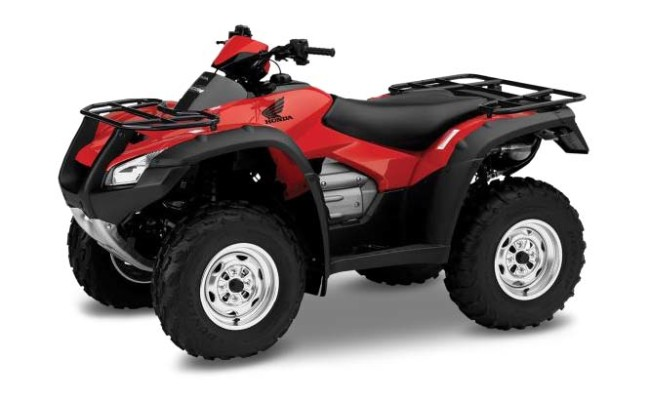 Honda Announces First of Their 2017 Models with TRX420 Rancher and 680 Rincon