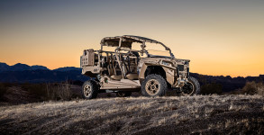 Polaris Defense MRZR-D4 0607