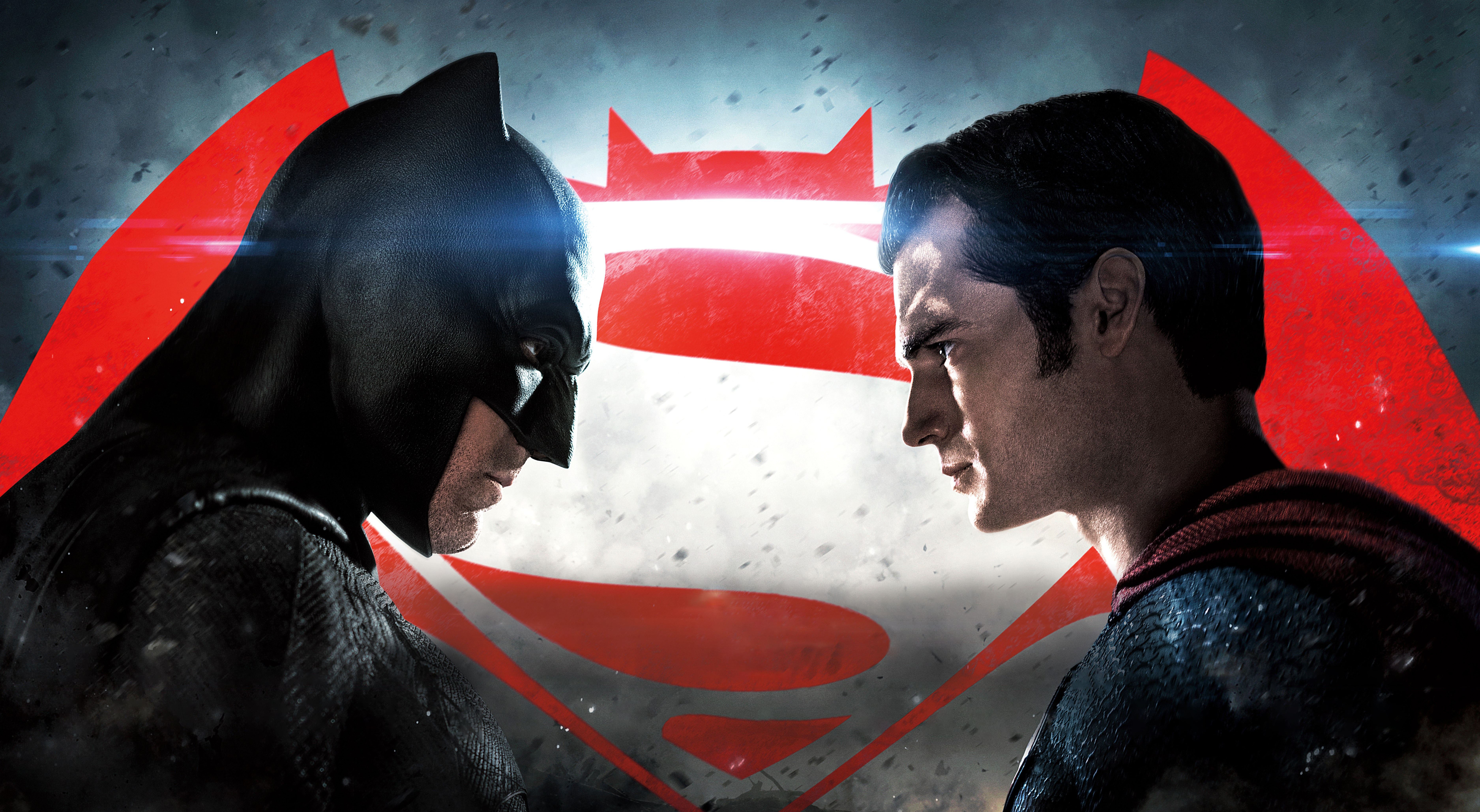 Enter to Win 1 in 10 Copies of Batman v Superman