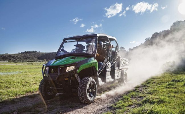 Arctic Cat Launches First Wave of 2017 Off-Road Vehicles with Focus on Youth and Affordability