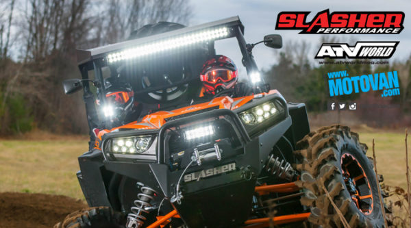 Win a Slasher Performance Light Kit!