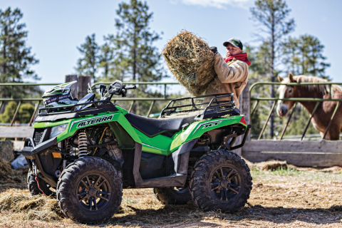 Arctic Cat Continues Partnership With National Future Farmer's of America