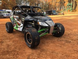 Stewart wasn't the only one behind the wheel of a Wildcat in Georgia. Jeremy Houle from Speedwerx ran this Wildcat X with Speedwerx' 180hp Supercharger Kit. Houle finished 2nd in the Outlaw Class of the 3-hour Enduro.