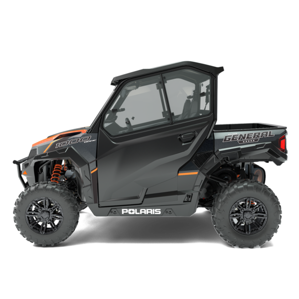 Polaris Offers New Full Door Cab Enclosure for General Model  sc 1 st  ATV World Magazine & ATV World Magazine u2013 North Americau0027s Best ATVing Magazine u2013 Polaris ...
