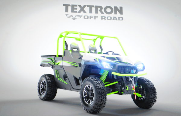 TEXTRON DROPS ARCTIC CAT NAME IN OFF-ROAD – GIVES FIRST LOOK AT NEW MODEL