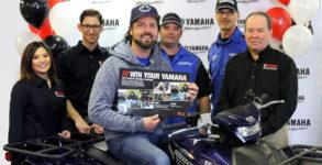 Kevin Yamaha Winner