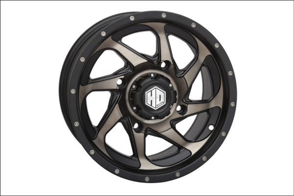 STI INTRODUCES THEIR LATEST WHEEL – THE HD8 DRESSED IN MATTE AND READY TO ROLL