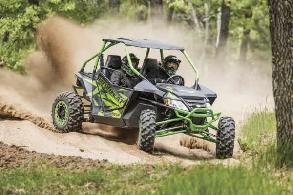 "DON'T EVEN THINK ABOUT IT…ARCTIC CAT LAUNCHES ""NO BRAINER"" SALES EVENT"