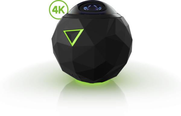Welcome to the Future… The 360fly Camera has arrived!