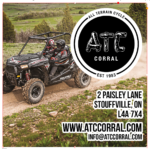 ATC Corral – Polaris, ARGO