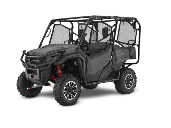 HONDA'S ANNOUNCES FIRST BATCH OF OFF-ROAD VEHICLES FOR 2018