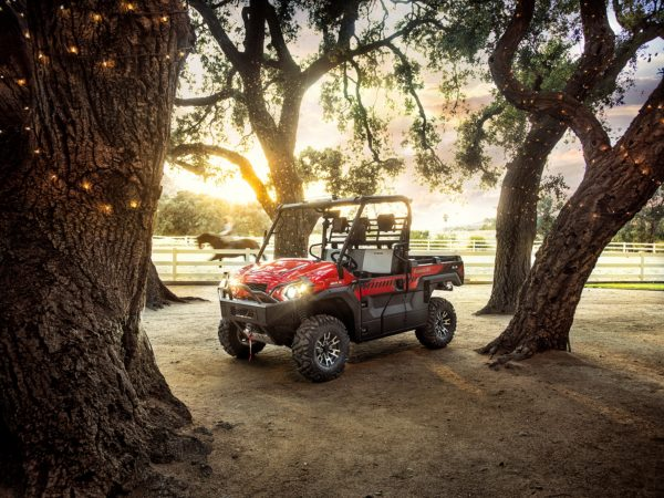 Kawasaki Mule Celebrates 30 Years of Toughness