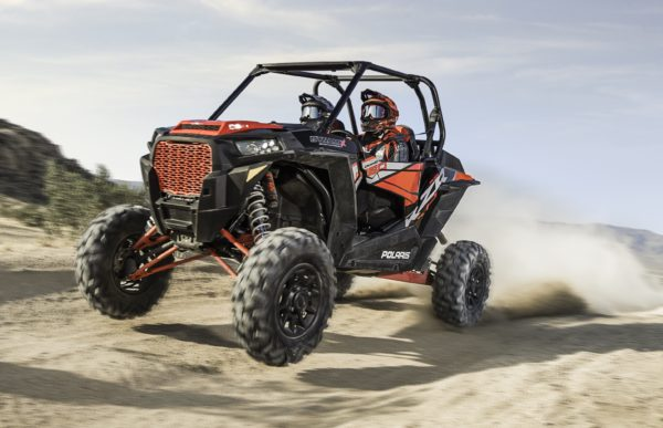 Get Ready for Dynamix – Polaris Raises the Stakes with All-New Electronically Controlled FOX Shock Equipped RZR for 2018