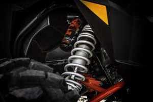 New FOX Live Valving shocks control the action automatically