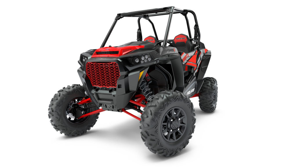 The all-new RZR XP Turbo EPS RIDE COMMAND DYNAMIX. Yup, that's a mouthful.